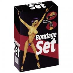 Bondage set spreid toys