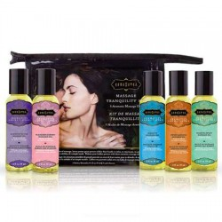 Kamasutra Massage Tranquility Kit - Massage-Olie Set