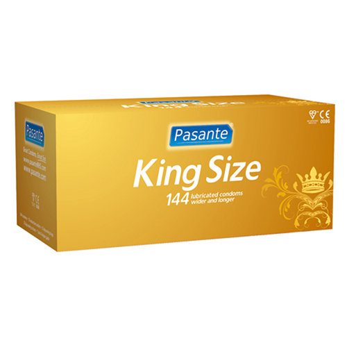 Pasante King Size condooms 144st