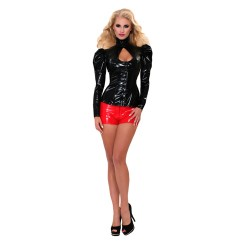 GP Datex Hotpants - Rood