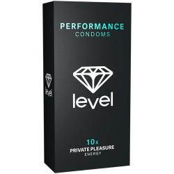 Performance Condooms - 10 Stuks