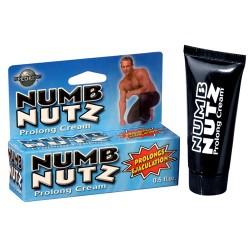 Numb Nutz Delay Penis Crème