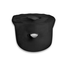 The Bumper + Donut Buffer - Zwart