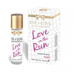 EOL Mini Rollon Parfum Vrouw/Man Flirt - 5 ml