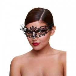 Metaal Venetiaans Masker - Paramour